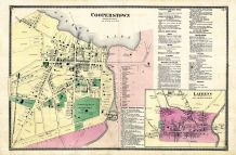 Cooperstown, Laurens, Otsego County 1868